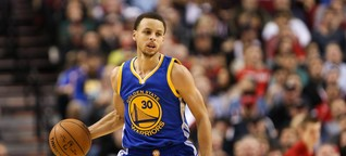 Stephen Curry: NBA-Phänomen und Killer mit Babyface