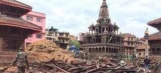 """Der neue """"König von Nepal"""" ist aus Heidelberg"""