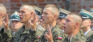 Streitkräftereform: So wird Polens Militär auf Linie gebracht