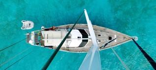 Wie zwei Werber Abenteurer wurden:  Mit ihrer Auszeit auf dem Segelboot.