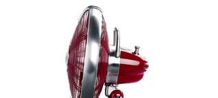 Ventilatoren: Fan-Culture - Frischluft mit Stil. Diese Ventilatoren sehen auch bei der Arbeit noch gut aus