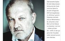 Leonard Lansink: Der wahre Wilsberg