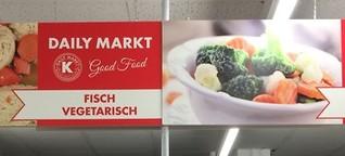 Der größte koschere Supermarkt Deutschlands