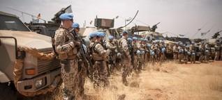 Mali - Mit Waffen Frieden schaffen?