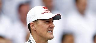 Die Klatschpresse und Michael Schumacher