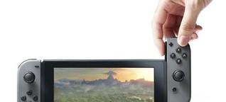 Nintendo-Konsole Switch in Offenbach vorgestellt