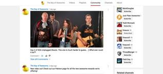 """""""YouTube Community"""": Was Sie jetzt über das neue Angebot wissen sollten"""