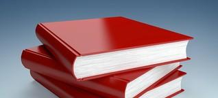 Neue Altersstudie im Buchhandel