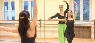 Auf einen Tanz mit Valentina Spadoni in der Musikschule