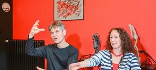 """Arnd Wende und Diana Miebach organisieren """"Up-To-Dance"""""""