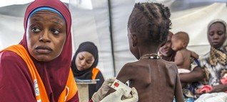 Nigeria droht eine Katastrophe