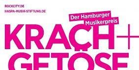 """Neuer Rückenwind für Hamburgs Nachwuchs: Musikpreis """"Krach + Getöse"""" geht in die 9. Runde"""