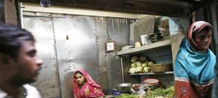 Mumbai: Als Erste-Welt-Tourist im Slum