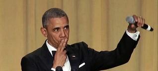 Bye-bye, Barack!: Warum das Netz Obama vermissen wird