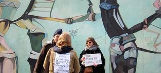 East Side Gallery - Fakten schaffen statt Gespräche führen