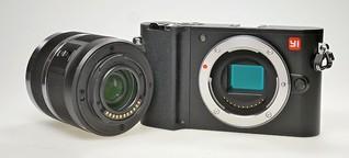 Ausprobiert – Spiegellose Systemkamera YI M1 aus China