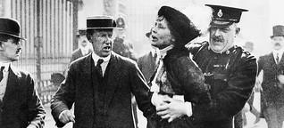 Die Geschichte einer Suffragette