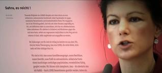Sahra Wagenknechts umstrittene Äußerungen zur Flüchtlingspolitik | MDR exakt