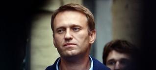 Wie Nawalny gegen Migranten Wahlkampf macht | Sueddeutsche.de