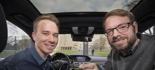 Verkehrskonzept der Zukunft: Kleines Start-up mit großen Ideen