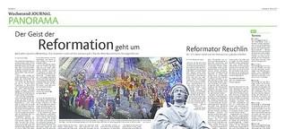 Der Geist der Reformation geht um