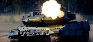 Leopard in Syrien: Deutschlands Vorzeigepanzer unterliegt im Kampf dem IS