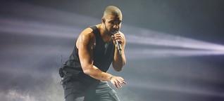 Rap-Überflieger Drake in Hamburg: Weiche Schale, harter Kern