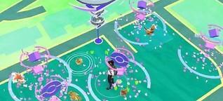 So profitieren Shopping Center von der Pokémon-Jagd