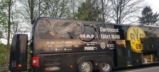 Hintergrund: BVB Anschlag soll Bezug zu deutschem Tornadoeinsatz in Syrien haben