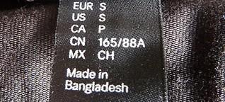Jeans suchen Gewissen - DIE FURCHE 04/2015
