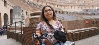 Die ewige Stadt - Mit Behinderung durch das touristische Rom