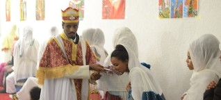 Unter einem Dach - Eritreisch-orthodoxe Christen in Berlin