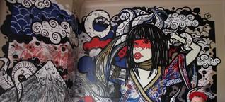 Wie Street-Artists in Brightons Straßen um Banksys Nachfolge eifern
