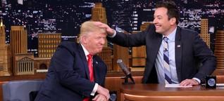 Satire im US-Wahlkampf: Das schwierige Scherzen