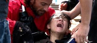 Reportage: Die Helden von Lesbos