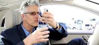 Nasenteam (1/2): So wird schlechter Autogeruch weggeschnüffelt