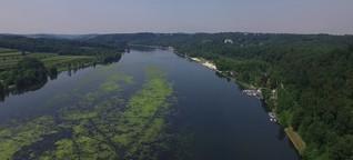 Wassersport auf Ruhrstauseen in Gefahr