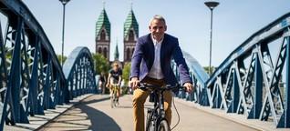 Fahrrad-Leasing ist noch Neuland