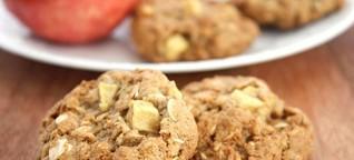 Oprah Breakfast Cookies (Oatmeal) Recipe - Dr Oz Show