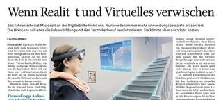 Wenn Realität und Virtuelles verwischen