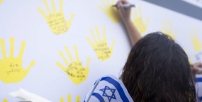Holocaustgedenken in Israel