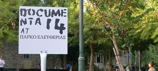 Skepsis in Athen vor der documenta