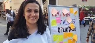 Türkin kämpft gegen Entlassung