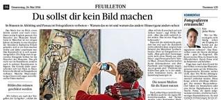 Das steckt hinter dem Fotoverbot im Museum