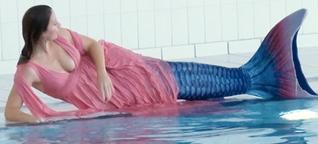 Die Meerjungfrau: Natalie hat ihren Kindheitstraum zum Beruf gemacht