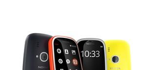 Nokia 3310: Der Hype ist albern - ich will es trotzdem haben!