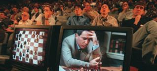 Garry Kasparov: «Gegen Maschinen haben Menschen keine Chance»