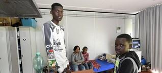 Mönchengladbach: Mutter mit vier Kindern lebt in Container