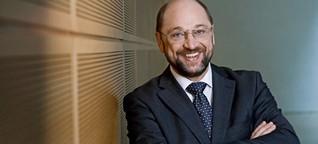 """""""Ich war ein Sausack"""": Kann Kanzlerkandidat Martin Schulz zur Überflieger-Marke werden?"""