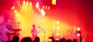 Von Lichtern und Dreiecken - Alt-J Konzertreview